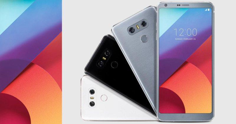 Hình nền của LG G6 được tạo ra như thế nào?   50mm Vietnam
