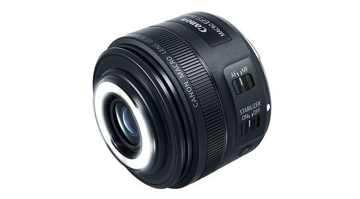 Canon trình làng ống kính EF-S 35mm f/2.8 Macro IS STM | 50mm Vietnam