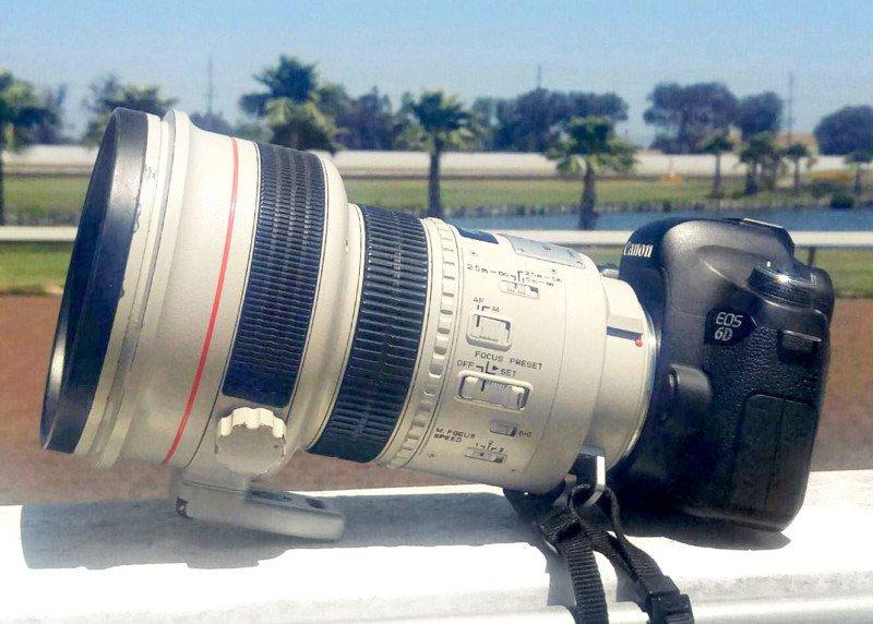 Sở hữu ngay EF 200mm f/1.8L USM chỉ với 2500 USD | 50mm Vietnam