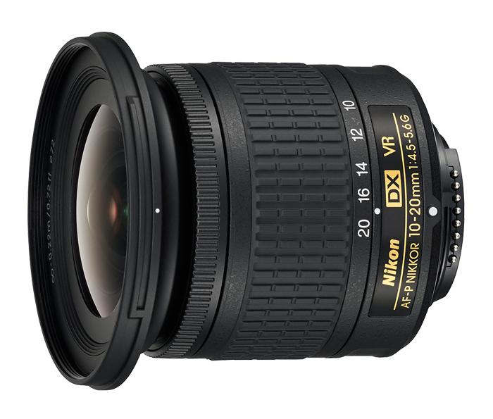 Nikon Nikkor AF-P 10-20mm f/4.5 – 5.6G VR DX