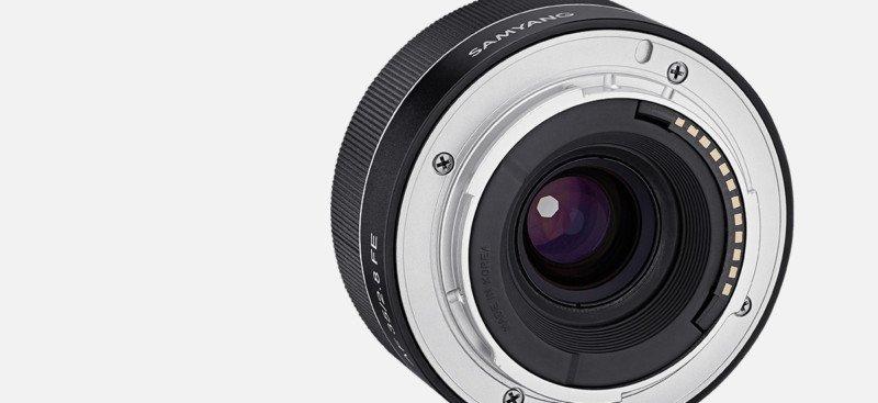 Samyang ra mắt ống kính 35mm f/2.8 AF cho máy ảnh Sony   50mm Vietnam