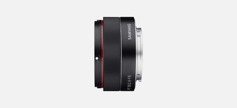 Samyang ra mắt ống kính 35mm f/2.8 AF cho máy ảnh Sony | 50mm Vietnam