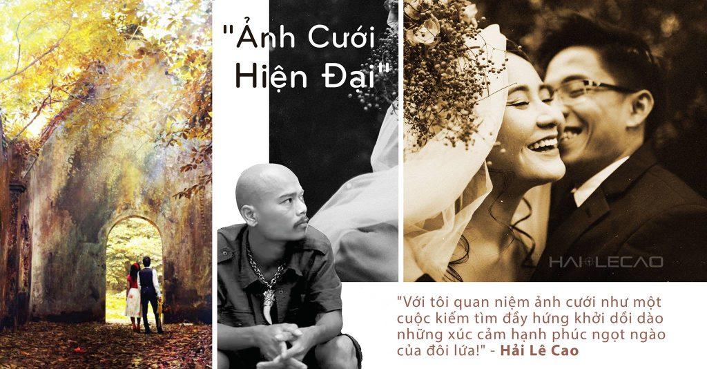 Talkshow Nhiếp ảnh cưới hiện đại với Hải Lê Cao | 50mm Vietnam