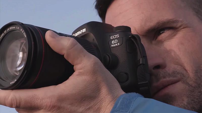 Canon EOS 6D Mark II: Nhiều cải tiến nhưng chưa đủ | 50mm Vietnam