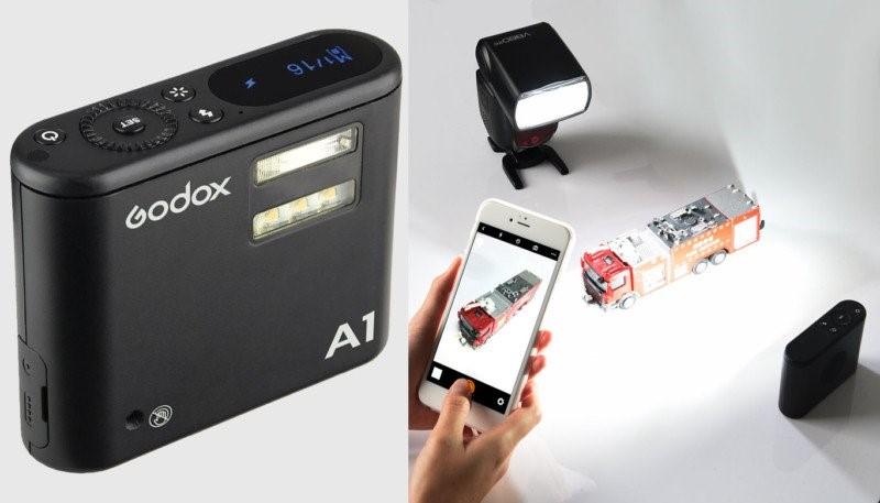 Godox A1 - Đèn flash kiêm trigger tuyệt hảo cho người dùng đi động | 50mm Vietnam | 50mm Vietnam