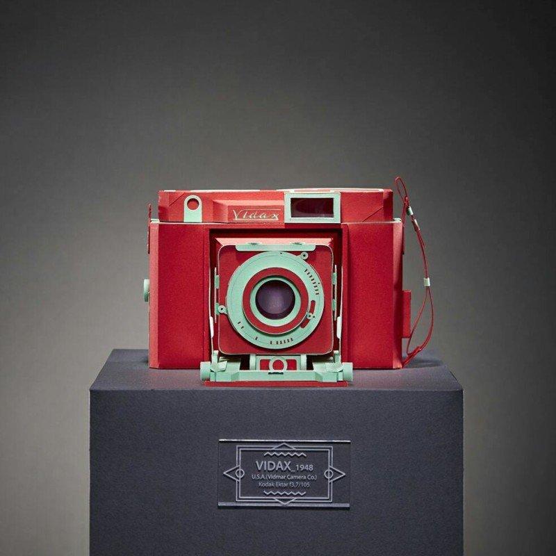 Máy ảnh.. gấp bằng giấy ?! | 50mm Vietnam