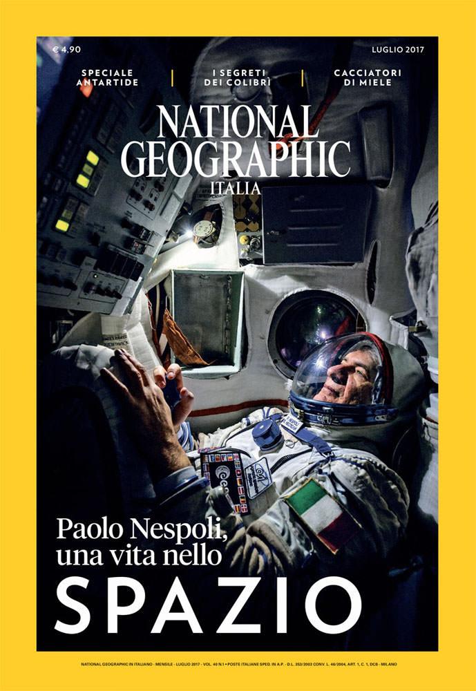 Ảnh bìa tạp chí NatGeo và sự ứng biến với đèn pin iPhone | 50mm Vietnam