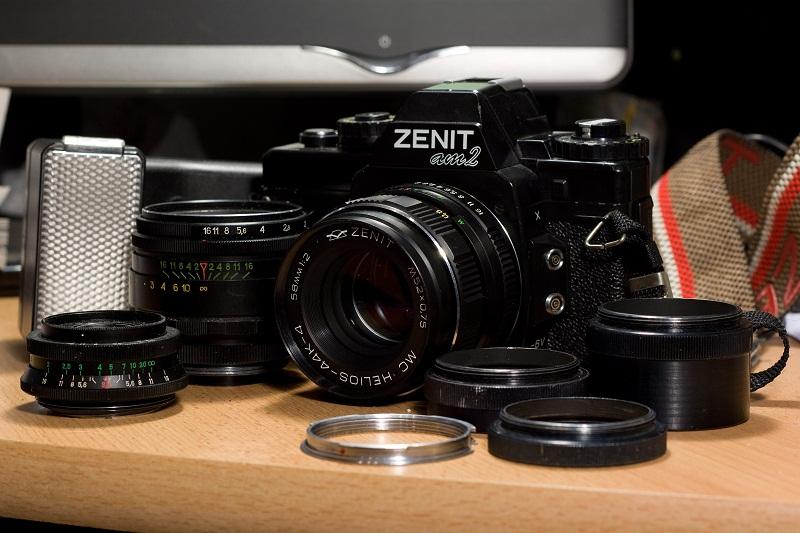 Nhãn hiệu Zenit sẽ tái xuất vào đầu năm 2018   50mm Vietnam