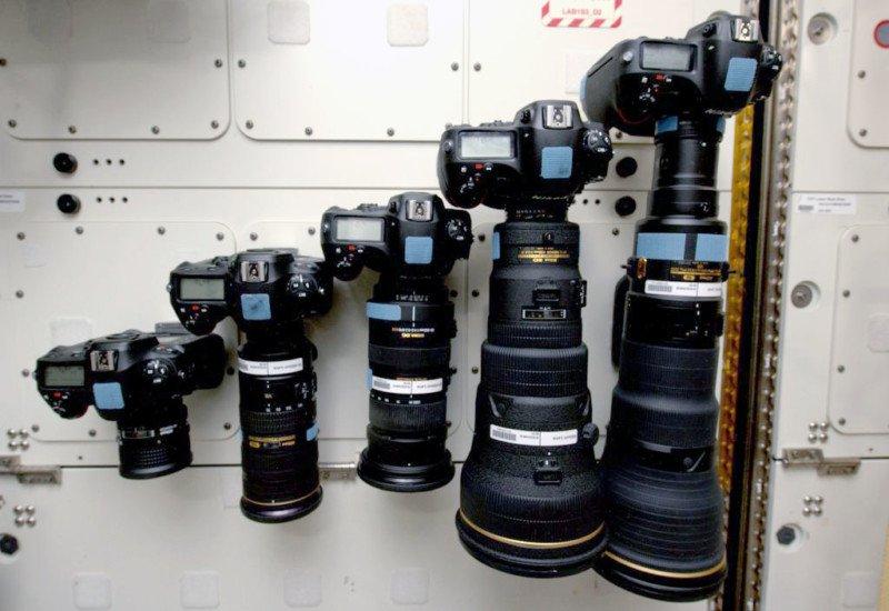 NASA đặt mua 53 chiếc máy ảnh Nikon D5 | 50mm Vietnam