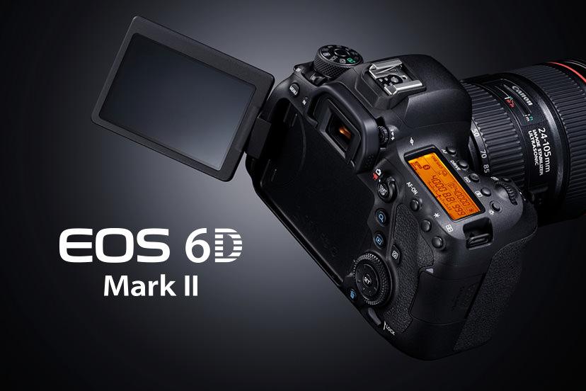 Cái nhìn tổng quan về Canon EOS 6D Mark II  | 50mm Vietnam