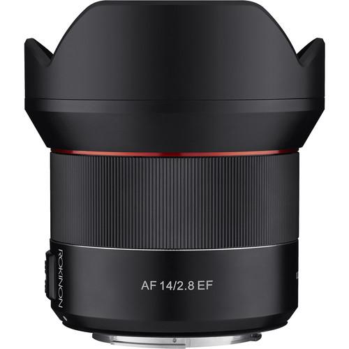 Samyang ra mắt ống 14mm f/2.8 có AF đầu tiên cho người dùng Canon   50mm Vietnam