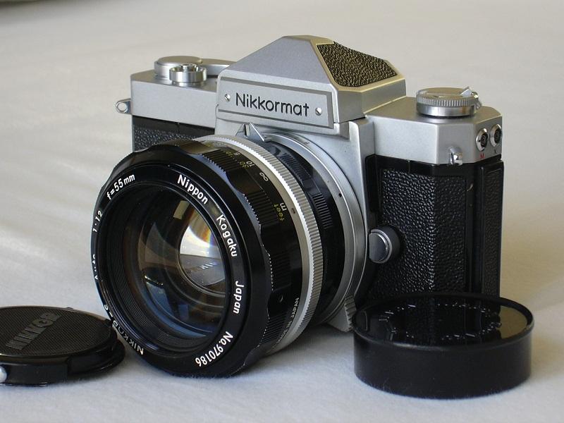 Nikon hỗ trợ sửa máy ảnh phim trong thời gian ngắn | 50mm Vietnam