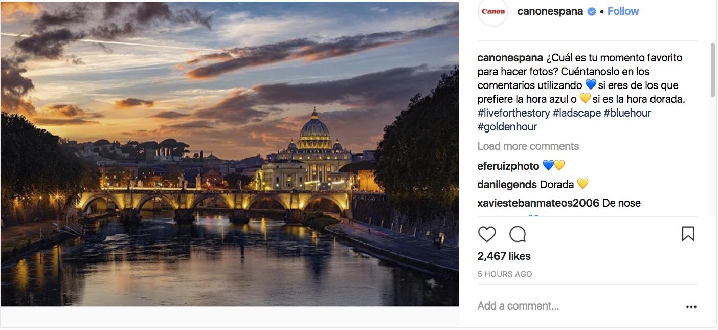 Canon và vụ lùm xùm về bức ảnh Golden Hour với Fujifilm | 50mm Vietnam