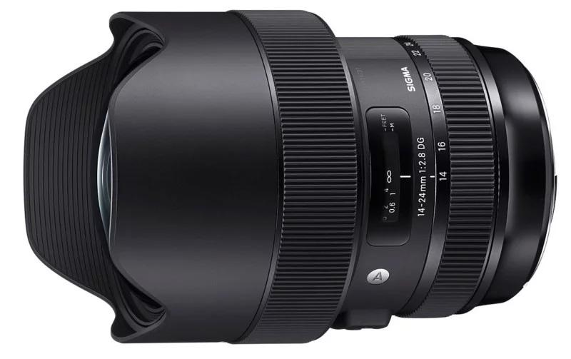 Sigma tỏ tình dồn dập với Sony bằng 9 ống kính Art ngàm E | 50mm Vietnam