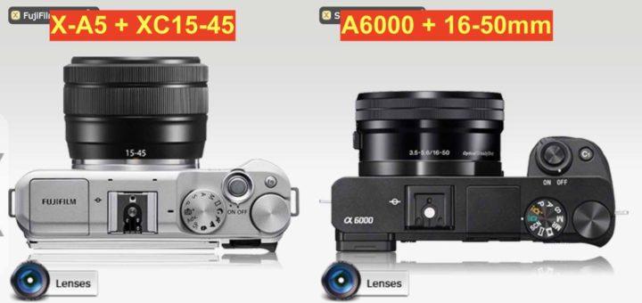 Ra mắt Fujifilm X-A5: Tiếp tục là phân khúc dành cho người mới bắt đầu | 50mm Vietnam