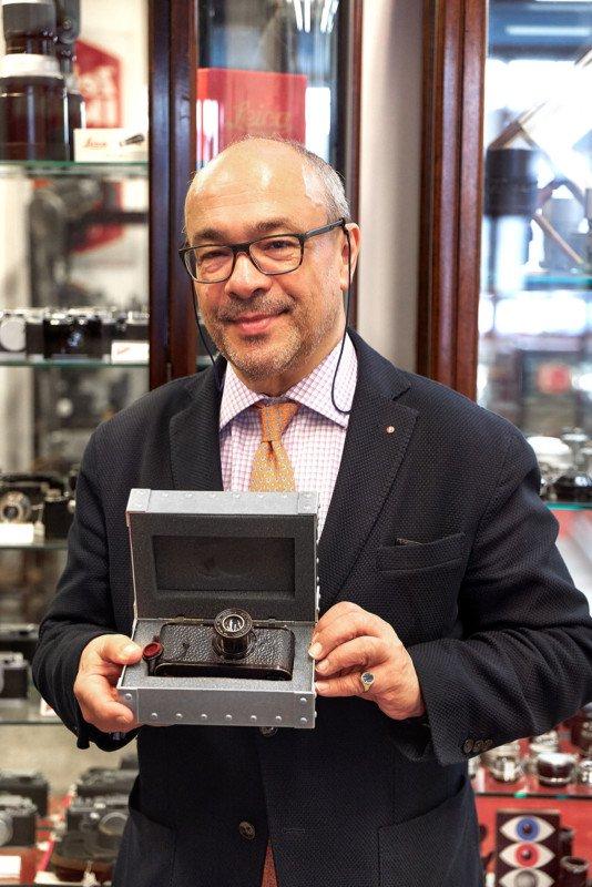 Leica No.122 chiếc máy ảnh trăm tuổi có giá hơn 68 tỷ | 50mm Vietnam