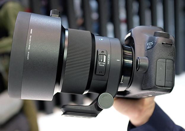 Sigma 105mm f/1.4 DG HSM Art - Bokeh Master mới? | 50mm Vietnam