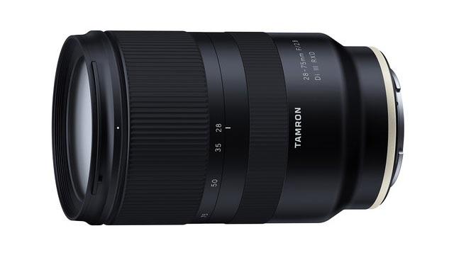 Tamron chuẩn bị ra mắt ống kính 28-75mm f2.8 cho Sony và 70-210mm f4 cho Canon và Nikon | 50mm Vietnam