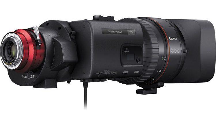 Cùng ngắm nghía ống kính Cinema 50-1000mm giá tỉ rưỡi của Canon | 50mm Vietnam