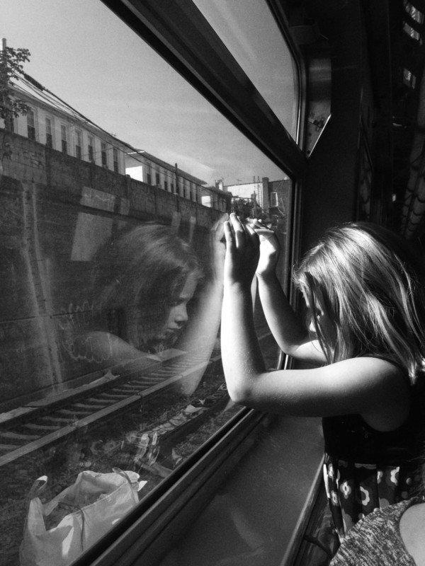 Ảnh bộ: Những chiếc bóng cô đơn tại New York của Luc Kordas | 50mm Vietnam