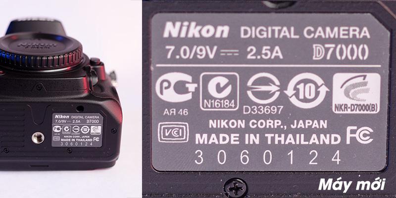 Nhận biết hàng trả lại (refurbished) khi mua máy ảnh Nikon | 50mm Vietnam