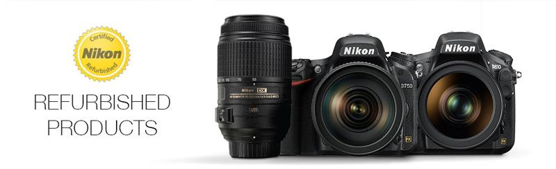 Nhận biết hàng trả lại (refurbished) khi mua máy ảnh Nikon   50mm Vietnam