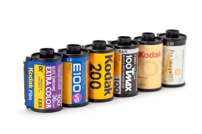 Có gì bên trong nhà máy sản xuất film Kodak? | 50mm Vietnam