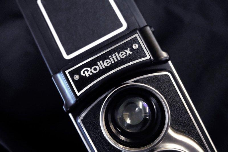 Rolleiflex - Chiếc máy ảnh vintage trở lại với hơi thở hiện đại | 50mm Vietnam