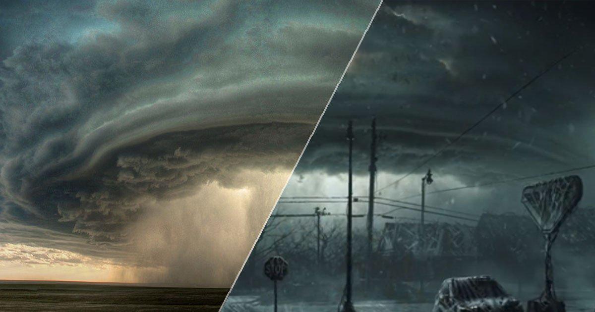 Stranger Things sử dụng cảnh mây bão của nhiếp ảnh gia không xin phép   50mm Vietnam