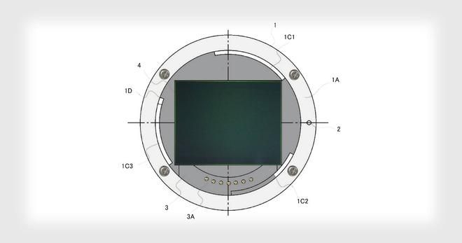 Canon nộp bằng sáng chế ngàm ống kính mới! Có thể tương thích cả ống EF và EF-M   50mm Vietnam