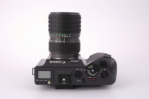 Canon EOS-1V - kết thúc hành trình máy ảnh film Canon | 50mm Vietnam