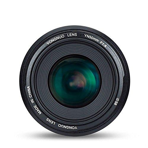 Yongnuo ra mắt ống kính 50mm f/1.4 II cho Canon | 50mm Vietnam