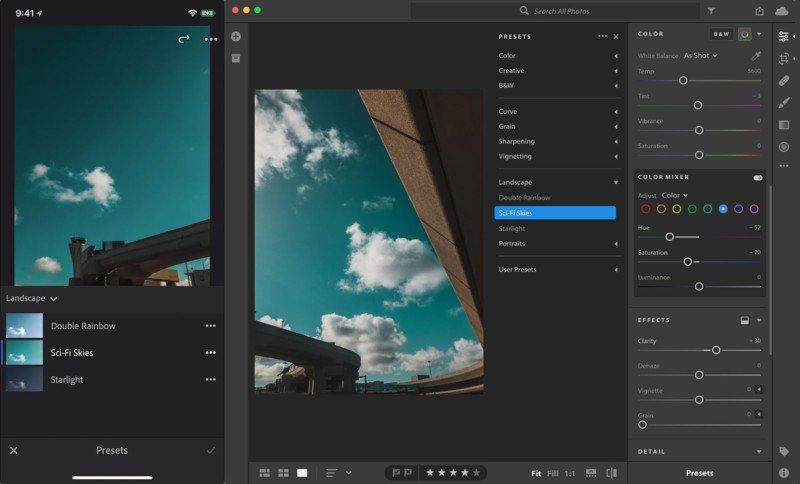Adobe Lightroom Update: đồng bộ preset và profile trên các phiên bản Lightroom! | 50mm Vietnam