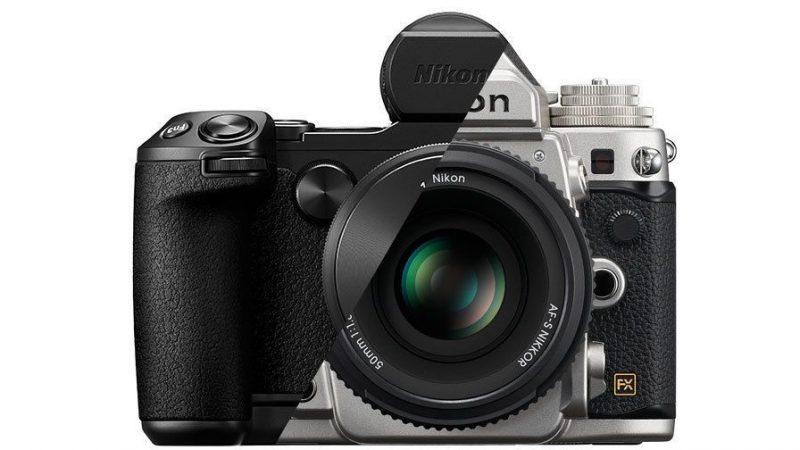 Máy ảnh Nikon không gương lật cảm biến full-frame sắp ra mắt? | 50mm Vietnam