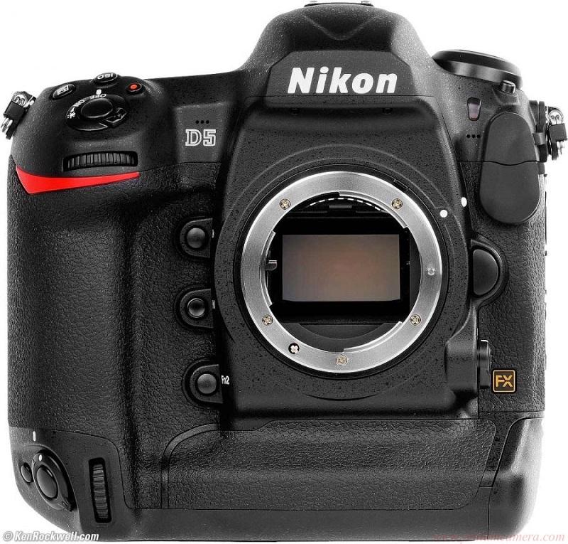 Lộ diện ngàm ống kính mới trên thân máy mirrorless của Nikon | 50mm Vietnam
