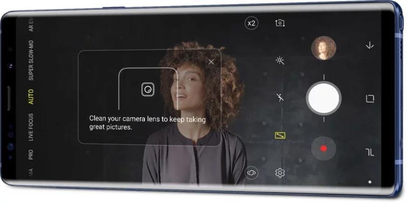 Tất tần tật về camera trên Samsung Galaxy Note 9 | 50mm Vietnam
