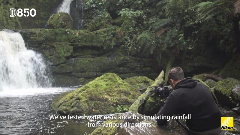Bài kiểm tra độ bền cho Nikon D850 | 50mm Vietnam Official Site