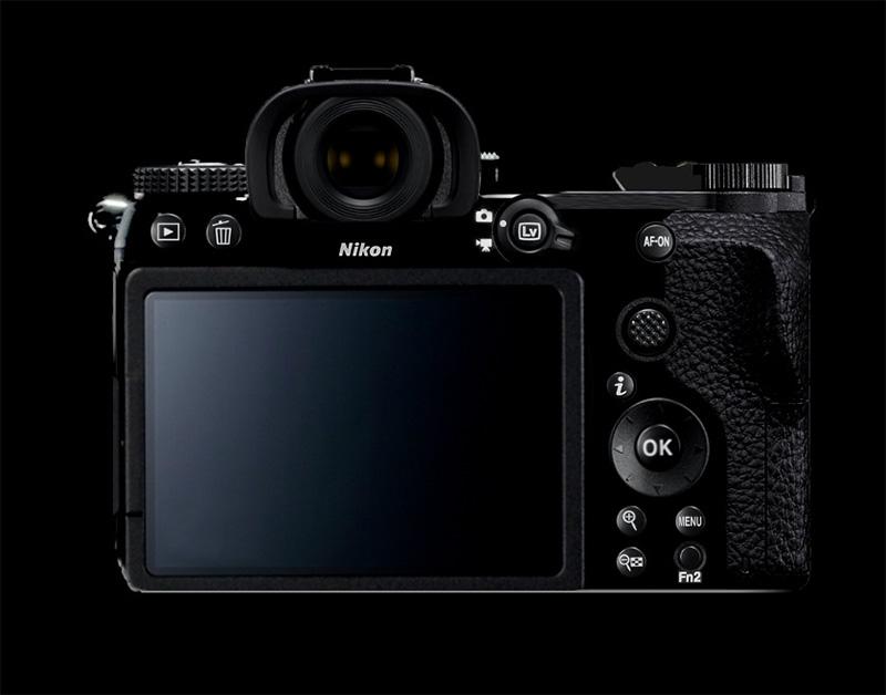 Chiếc Mirrorless của Nikon sẽ có mặt sau trông như nào? | 50mm Vietnam