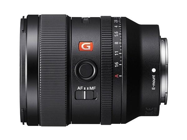 Sony ra mắt ống kính cao cấp FE 24mm f/1.4 GM | 50mm Vietnam