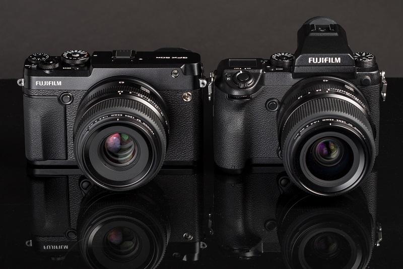 Fuji ra mắt máy ảnh Medium Format GFX 50R | 50mm Vietnam