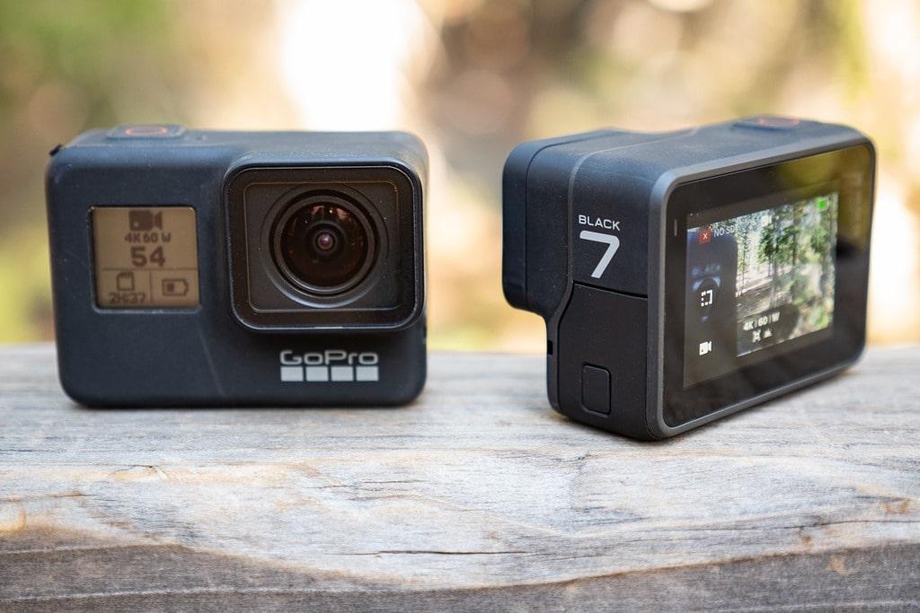 GoPro ra mắt GoPro Hero 7: chống rung siêu khủng, vừa chạy vừa livestream | 50mm Vietnam