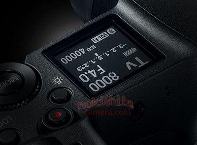 Nóng: Canon lộ hình chiếc máy ảnh mirrorless fullframe đầu tiên mang tên EOS R | 50mm Vietnam