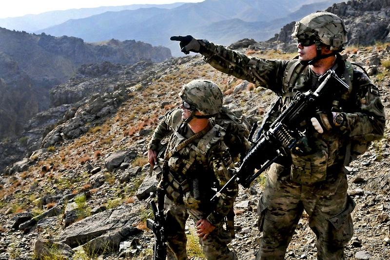Theo chân phóng viên tác chiến lục quân Mỹ tại Afghanistan | 50mm Vietnam