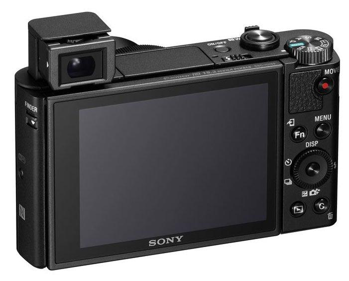 Sony HX99 - Khi cả thế giới dần bỏ lại compact, Sony vẫn tiếp tục ra máy   50mm Vietnam