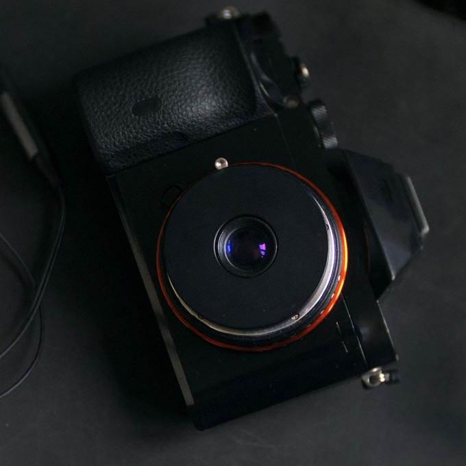 """ExperimentalOptics 35mm f/2.7: ống kính góc rộng khẩu lớn """"siêu mỏng cánh""""   50mm Vietnam"""
