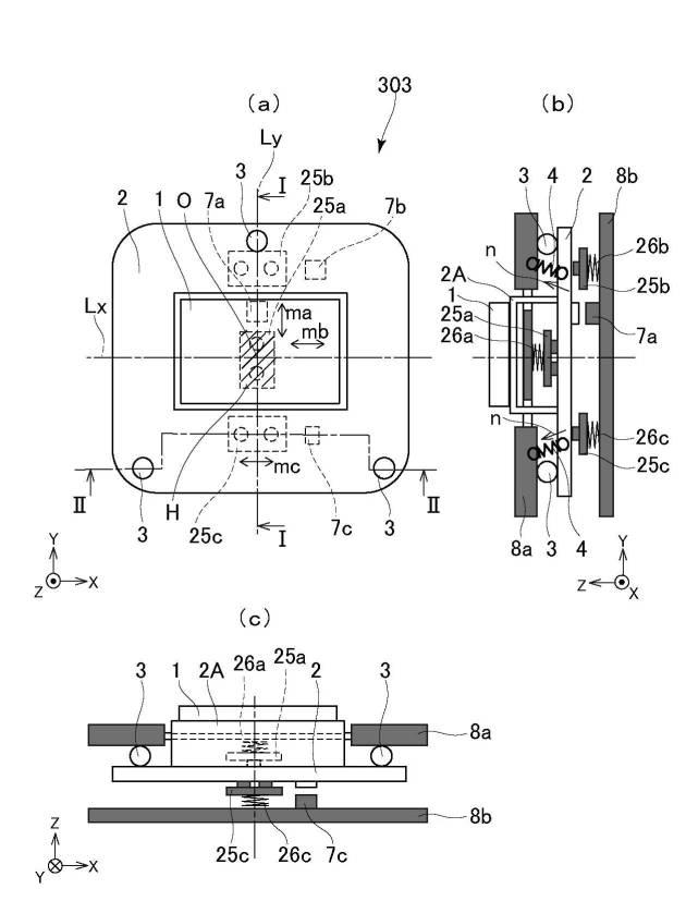 Canon đăng kí bản quyền thiết kế chống rung cảm biến | 50mm Vietnam
