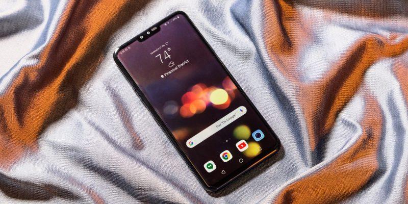 LG V40 ThinQ - Chiếc điện thoại năm cam(eras) | 50mm Vietnam