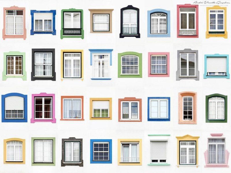 'Những ô cửa trên thế giới' - Bộ ảnh độc đáo về cửa sổ! | 50mm Vietnam
