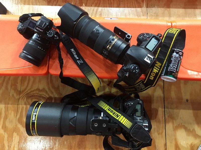 Bước ngoặt cuộc đời với Nikon của cô phóng viên thể thao đã xinh, còn chụp ảnh đẹp | 50mm Vietnam
