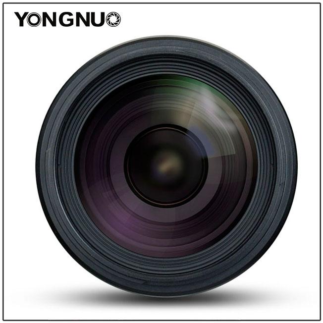 Yongnuo 35mm f/1.4 khuấy động thị trường góc rộng khẩu to giá hiền hoà | 50mm Vietnam